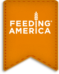 LOGO Feeding America Ribbon